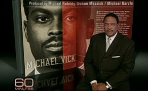 Is Michael Vick sorry? Or sorry he was caught?