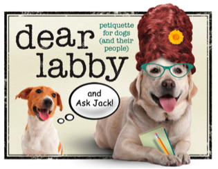 Ask Jack, invited by Dear Labby, to tackle small dog issue