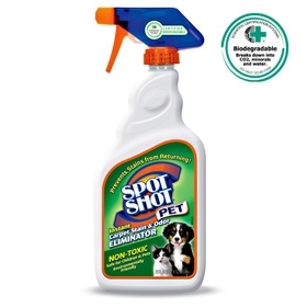 Product Review: Spot Shot Instant Carpet Stain Remover