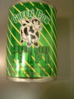Green Cow Tripe