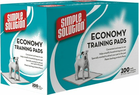 Simple Solution Economy Puppy Training Pads