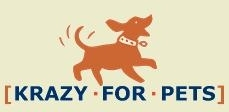 Sam's Wardrobe Stylish Dog Collars from Krazy for Pets