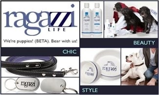 Luxury pet products by Ragazzi Life