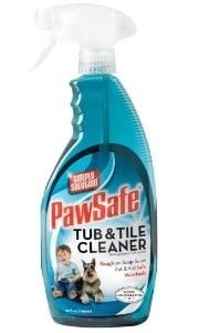 PawSafe Tub & Tile Cleaner