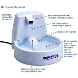 Drinkwell Pet Fountains