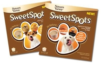 Sweet Spots ice cream treats