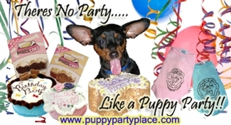 Puppy Party Place