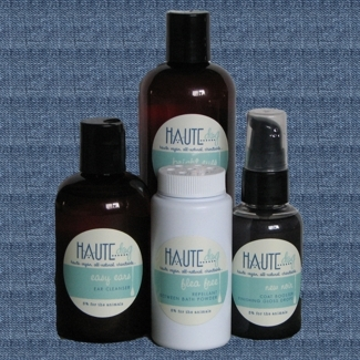 Haute Dog Grooming Products