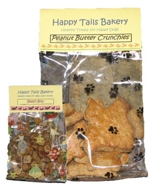 Happy Tails Bakery dog, cat & horse treats