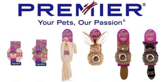 Premier Pogo Plush dog toys