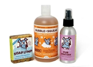 Olive Grooming Supplies