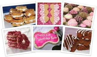 Doggy Decadents treats, cakes & gifts