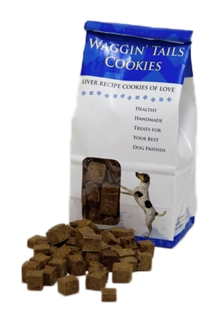 Waggin' Tails Liver Cookies of Love