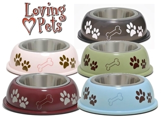 Dolce Dishes from Loving Pets