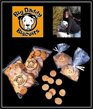 Big Daddy Biscuits | All natural dog treats