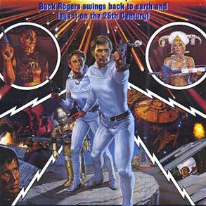 """""""Buck Rogers in the 25th Century"""" dog and cat names"""