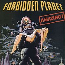 """""""Forbidden Planet"""" dog and cat names"""