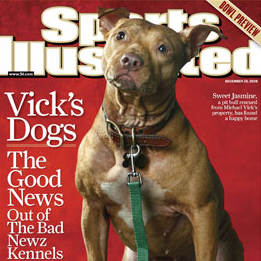 Former Vick dogs reunite for five-year anniversary photo