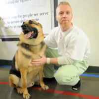Custody Canine Program rehabilitates dogs and prisoners
