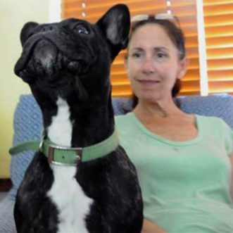 Author with ALS inspired by dog to write again