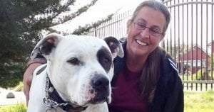Family would rather be homeless than give up their dog
