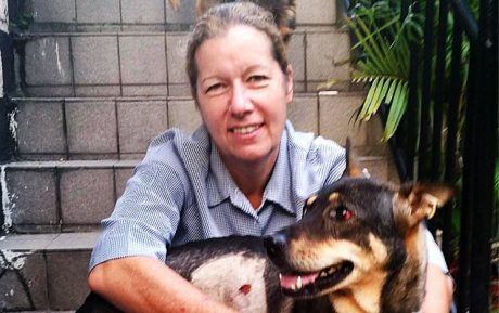 Woman Fights Off Nine-Foot Snake To Save Her Dog