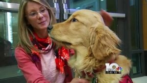 Virginia Tech's Puppy University Helps Train Future Service Dogs