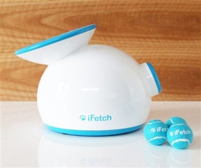 DogTime iFetch Fetching Robot Product Review