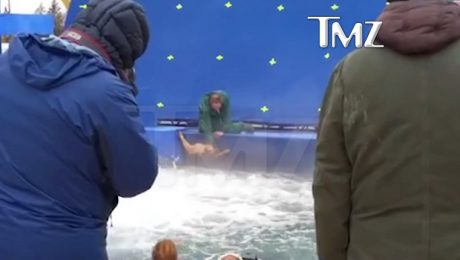 A Dog's Purpose Sparks Outrage As Frightened German Shepherd Dog Forced Into Rapid Waters