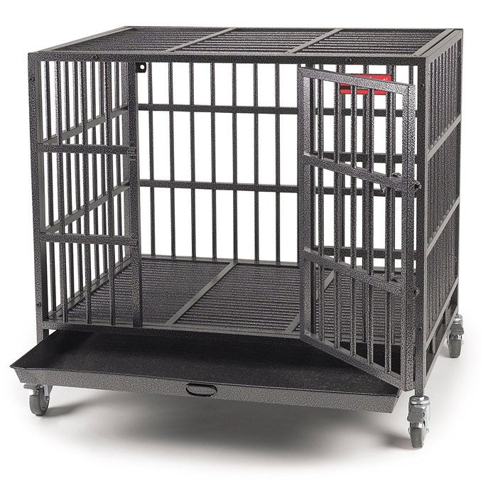 heavy-duty-dog-crate