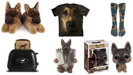 10 Howl-worthy Holiday Gift Ideas For German Shepherd Dog Lovers