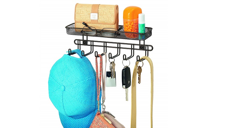 key and leash rack