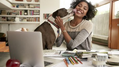 Would You Break Up With A Love Interest If Your Dog Didn't Like Them?