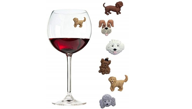 dog wine class markers